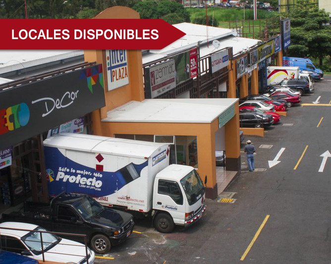 Locales de Interplaza